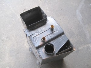 MITSUBISHI JEEP J52 HeaterCore