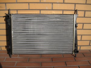 JAGUAR X-TYPE Radiator
