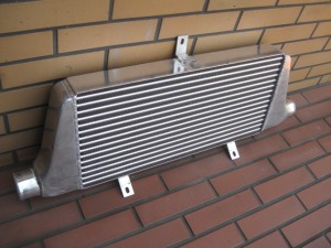 SUPRA JZA80 INTERCOOLER