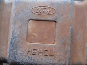 Ford 4600 Toractor Radiator