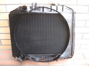 Willys Jeep Radiator
