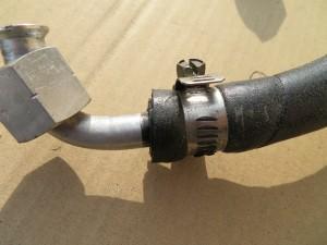 ISUZU 117Coupe Cooler hose