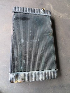 1977 Airstream ARGSY P30 Radiator