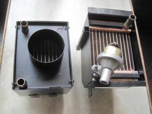 Dino 246GTS Heatercore