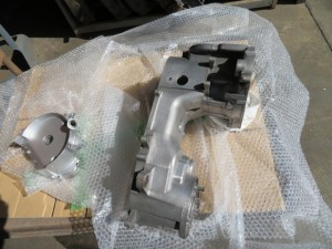 SUZUKI ADDRESS V125 Crankcase KG GUN-KOTE