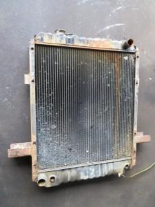 Komatsu Wheelloader WA100-1 Radiator