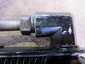 HONDA CB450 OILCOOLER