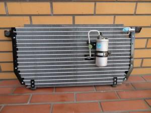 NISSAN 180SX A/C Condenser