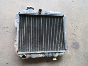 NISSAN CHERRY Radiator