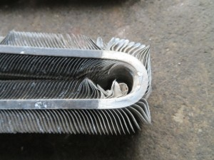 VW Vanagon T3 Condenser