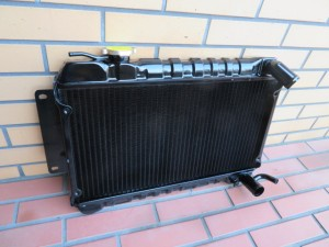 MAZDA SAVANNA RX-3 Radiator
