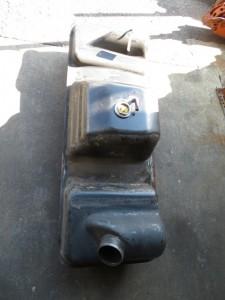 BENZ Gelandewagen W460 Fueltank