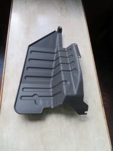 HONDA S2000 Heat Shield SGT-TB301 CERAKOTE BLACK ICE