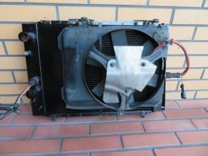 LANCIA DELTA HF Radiator