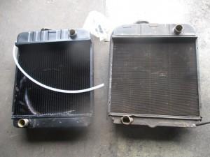 Peugeot 204 Radiator