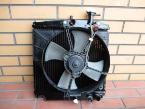 HONDA TODAY Radiator #19010-P64-004
