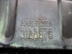 y1953 Chevrolet BELAIR Radiator