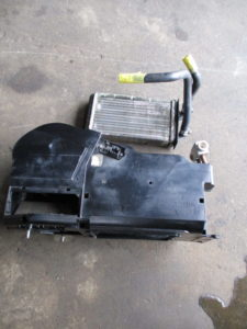 FIAT 500 HeaterCore