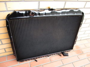 NISSAN CEDRIC 330 Radiator