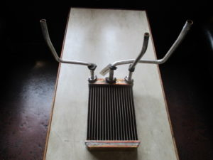 MERCEDES BENZ W123 HeaterCore