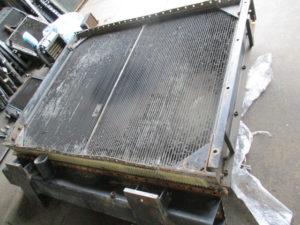 DENYO DCA-610SPM Radiator