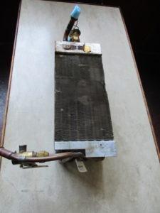 DeTomaso Pantera Heatercore&Evaporator