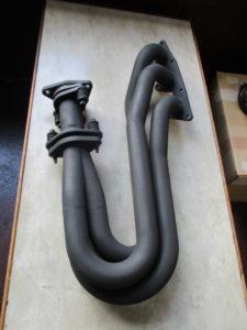 HONDA NSX Exhaust manifold CERAKOTE BLACK ICE