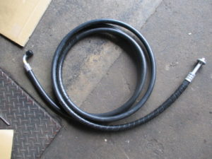 VW Vanagon T3 Coolerhose