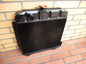 BMW 2000CS Radiator