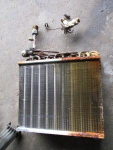 VW Scirocco Heatercore & A/C Evaporator