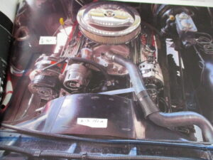 CHEVROLET C10 Coolerhose