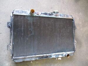 タテグロ (GLORIA) 銅3層ラジエーター修理&ウォーターパイプ製作