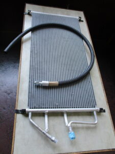 CHEVROLET VAN ACCondenser