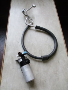 MITSUBISHI GALANT E-E39A A/C hose LiquidTank