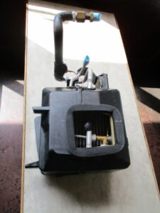 NISSAN PRESIDENT H252 Evaporator