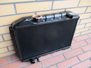 BLUEBIRD 411 Radiator