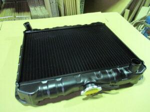 MITSUBISHI JEEP J59 Radiator