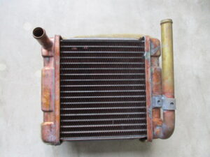 BLUEBIRD 510 Heatercore