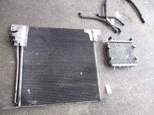 Benz V-Class W638 V280 A/C Condenser