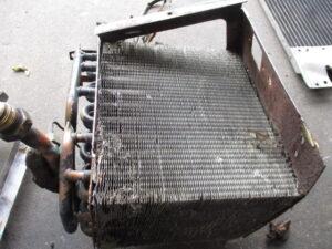 NISSAN GLORIA A30 Evaporator
